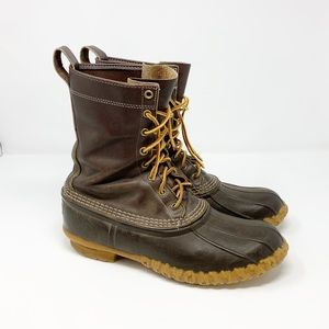 L.L.Bean | Classic Leather Duck Boots
